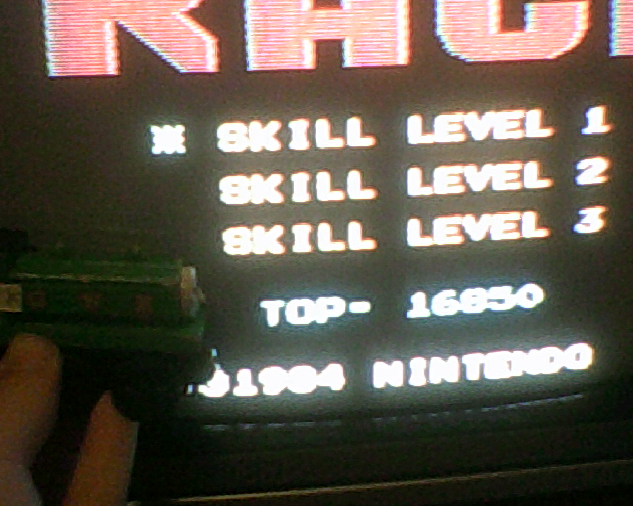 F-1 Race: Skill 1 16,850 points