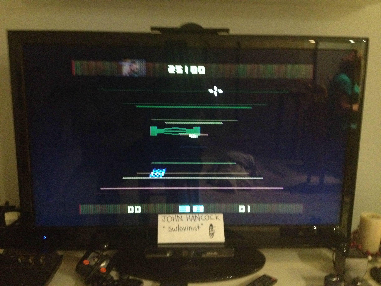 swlovinist: Challenge of Nexar (Atari 2600 Expert/A) 25,100 points on 2013-10-16 21:13:18