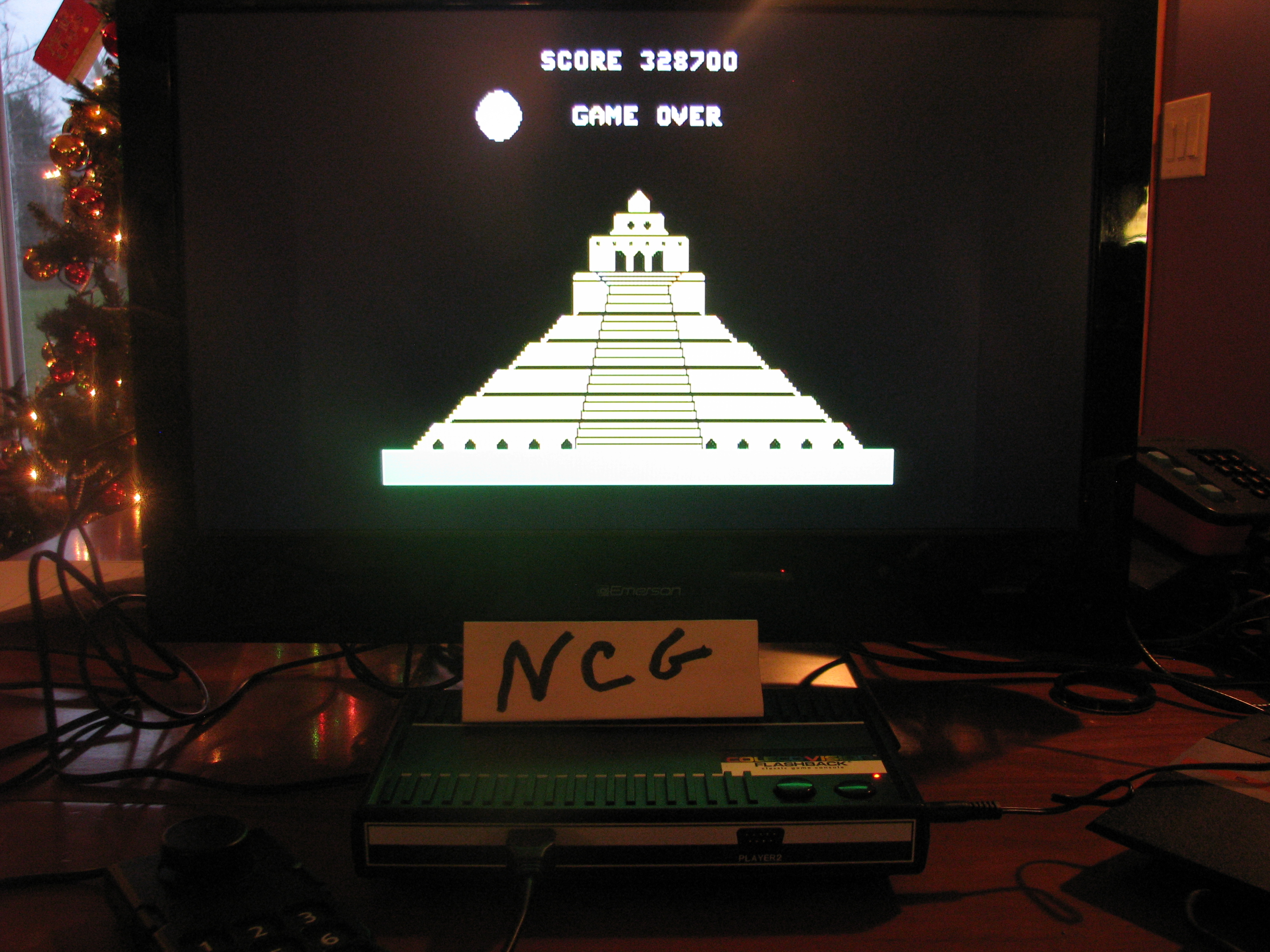 NorthCoastGamer: Quest for Quintana Roo (Colecovision Flashback) 328,700 points on 2014-12-20 23:17:52