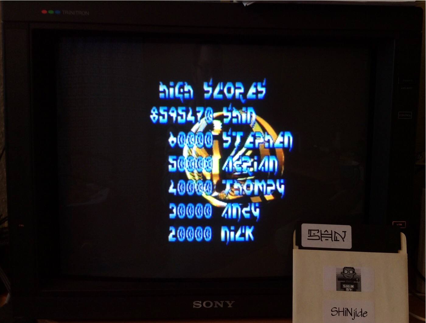 SHiNjide: Novastorm (3DO) 8,595,470 points on 2014-12-21 05:26:40