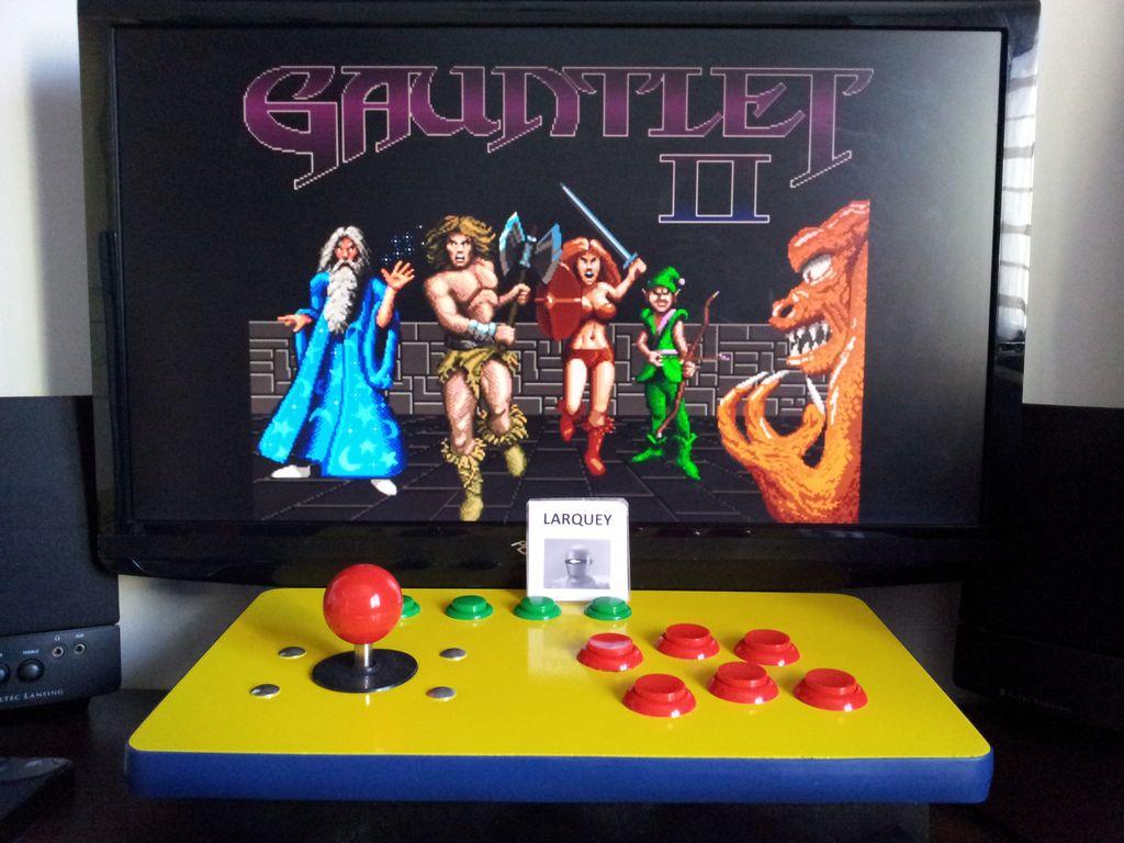 Gauntlet II [gaunt2] 8,800 points