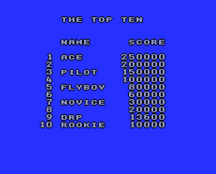 Scootablue: Airwolf [USA] (NES/Famicom Emulated) 13,600 points on 2014-12-23 11:33:07