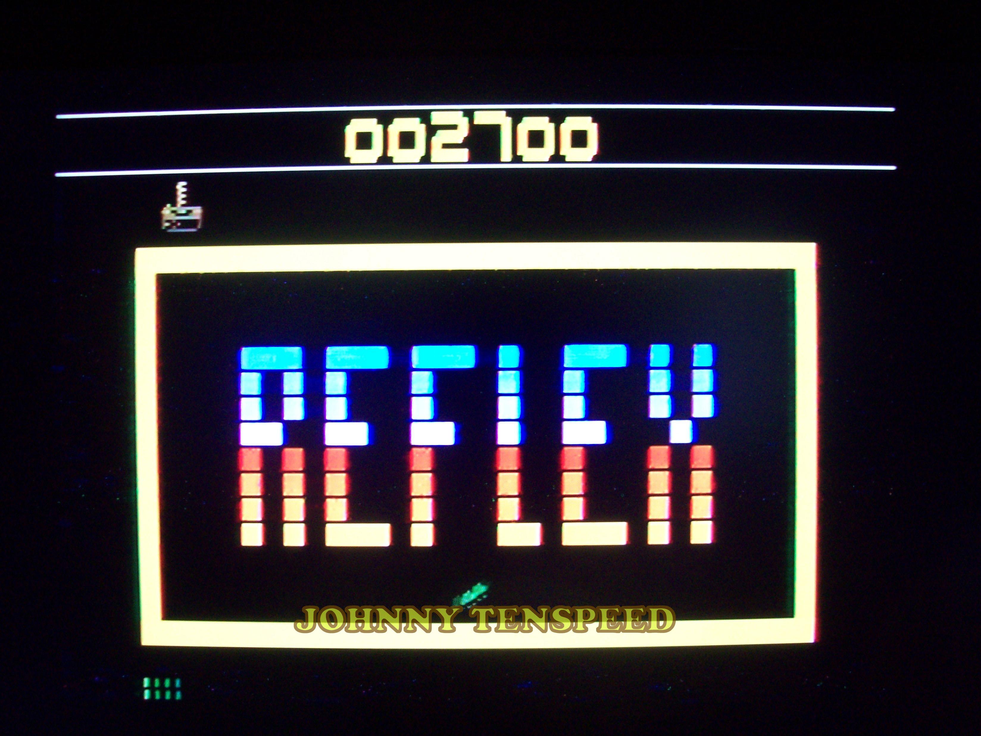 Reflex 2,700 points