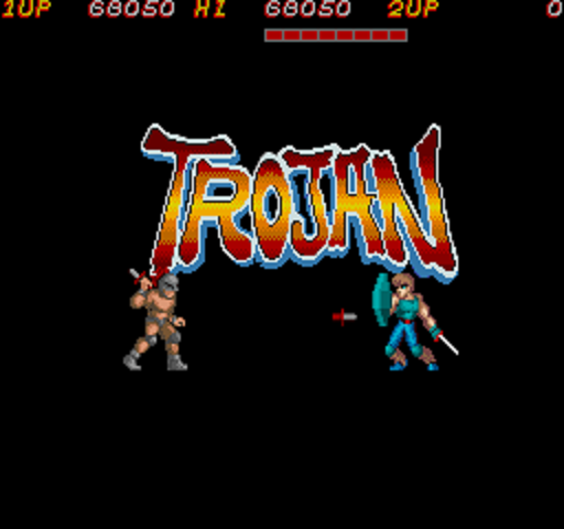 Shahbaz: Trojan [trojan] (Arcade Emulated / M.A.M.E.) 68,050 points on 2014-12-25 07:11:43