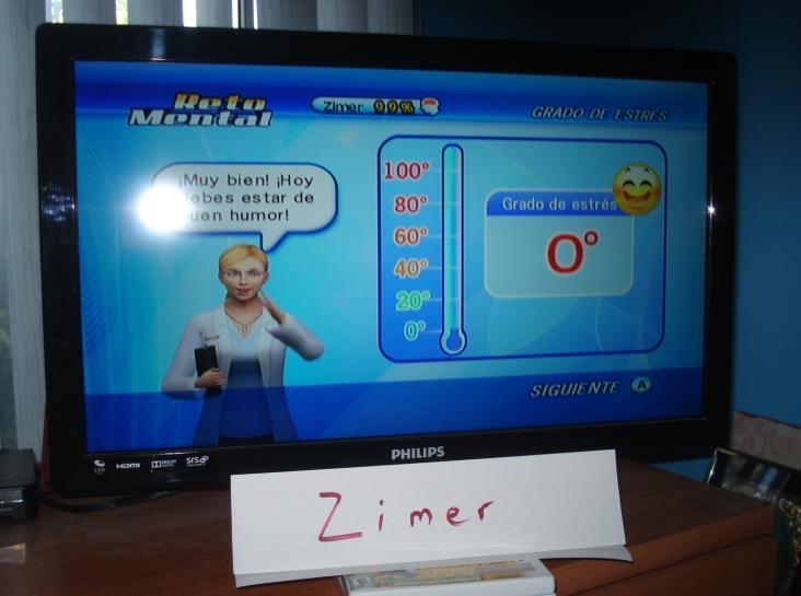 Zimer: Brain Challenge: Stress Test (Wii) 0 points on 2014-12-26 13:31:36