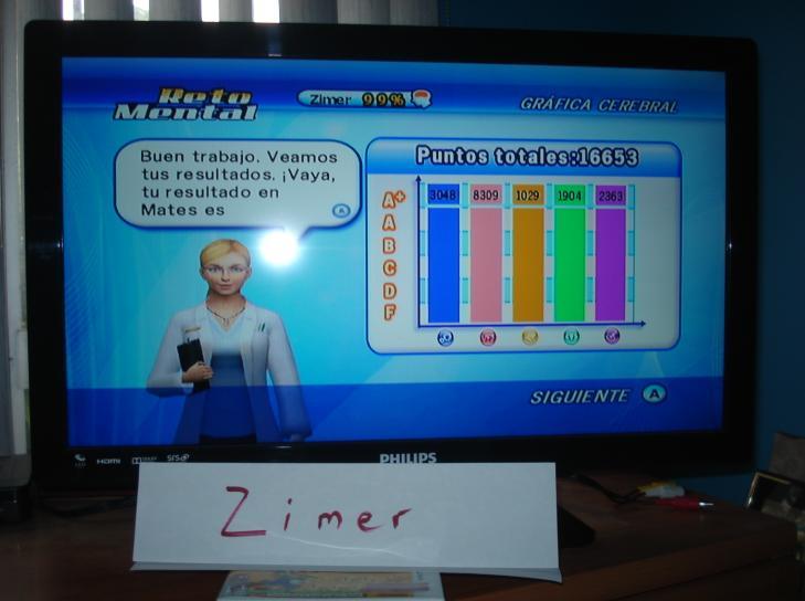 Zimer: Brain Challenge: Brain Test (Wii) 16,653 points on 2014-12-26 13:32:24