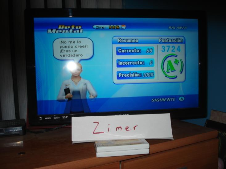 Zimer: Brain Challenge: Logic Balance (Wii) 3,724 points on 2014-12-26 13:35:18