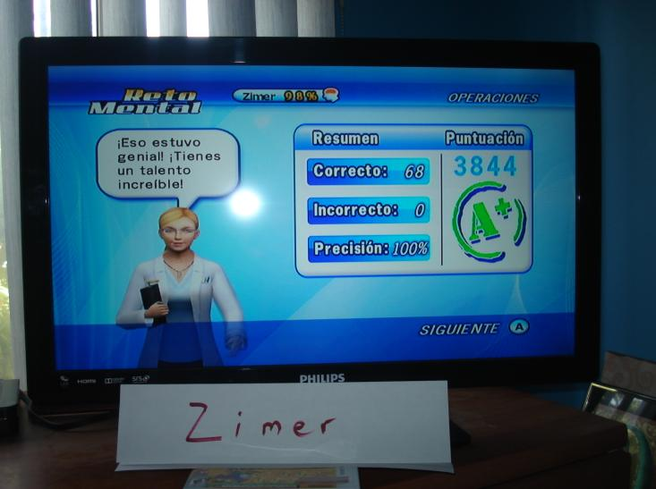 Zimer: Brain Challenge: MathArithmetic (Wii) 3,844 points on 2014-12-26 13:38:28
