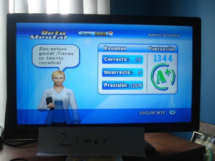 Zimer: Brain Challenge: Memory Hocus Pocus (Wii) 1,344 points on 2014-12-26 13:42:03