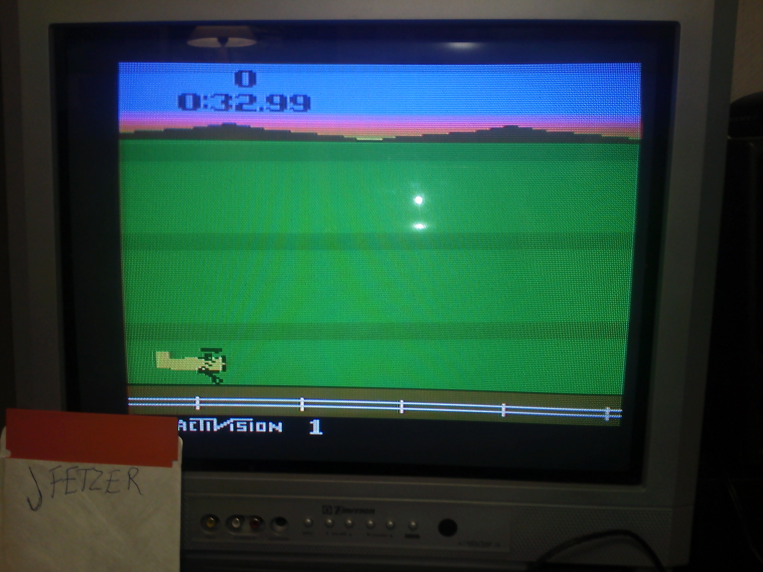 jfetzer: Barnstorming (Atari 2600 Novice/B) 0:00:32.99 points on 2014-12-27 17:41:18