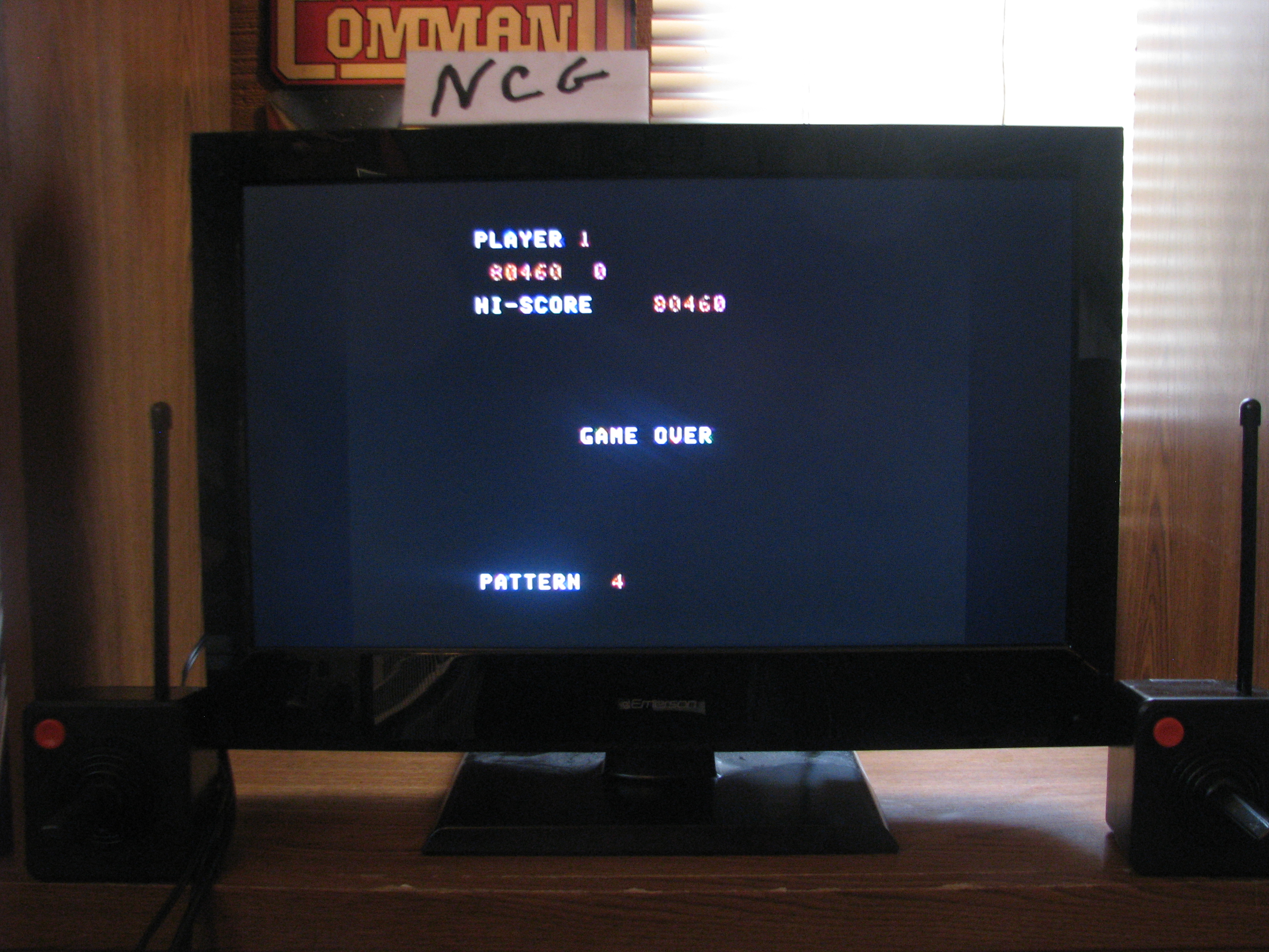 NorthCoastGamer: Bump `n` Jump (Colecovision Flashback) 80,460 points on 2014-12-28 20:38:11