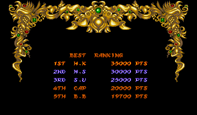 BarryBloso: Ghouls N Ghosts [ghouls] (Arcade Emulated / M.A.M.E.) 19,700 points on 2014-12-31 06:35:58