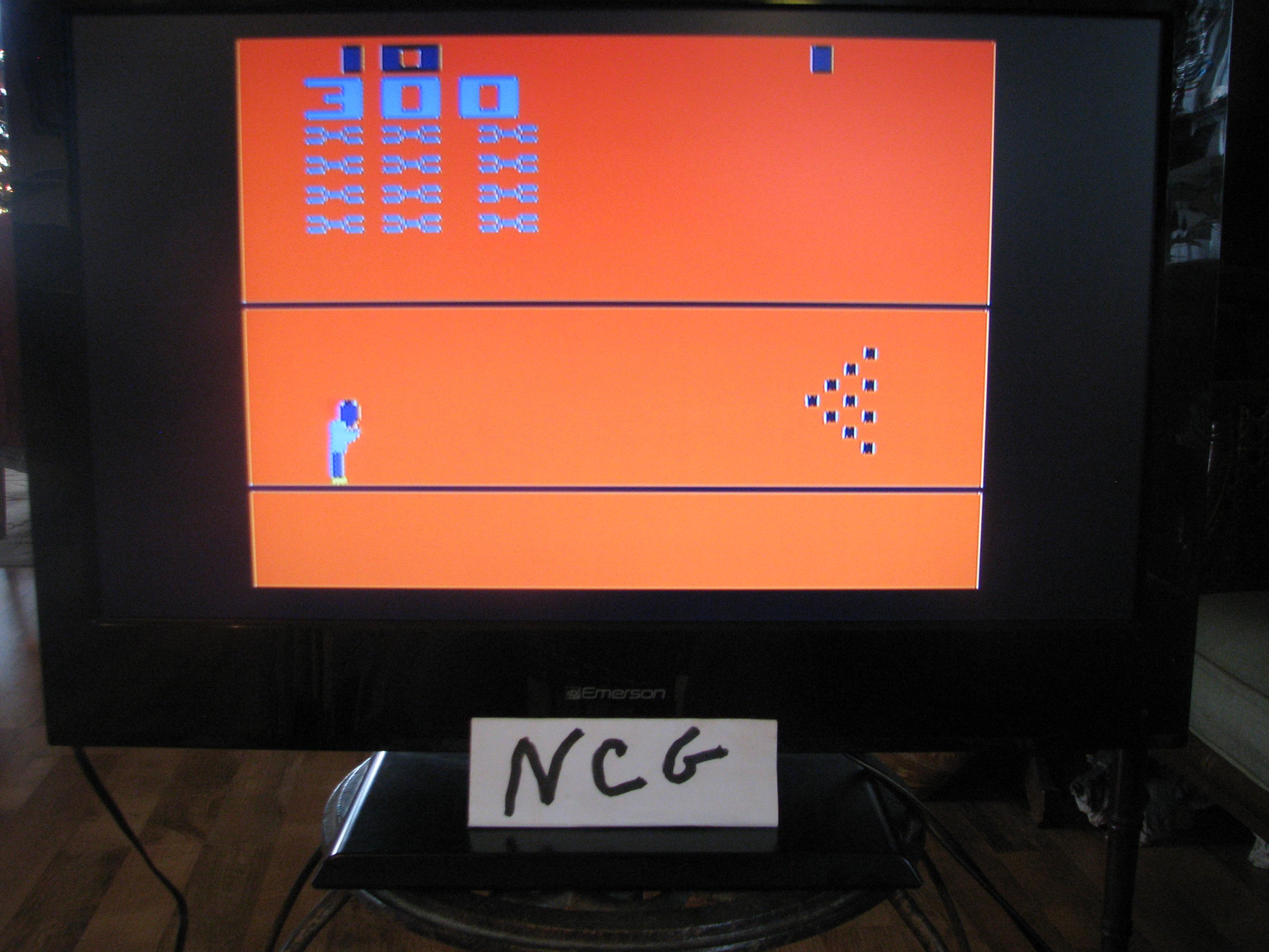 NorthCoastGamer: Bowling: Game 1B (Atari Flashback 5) 300 points on 2015-01-04 17:42:30