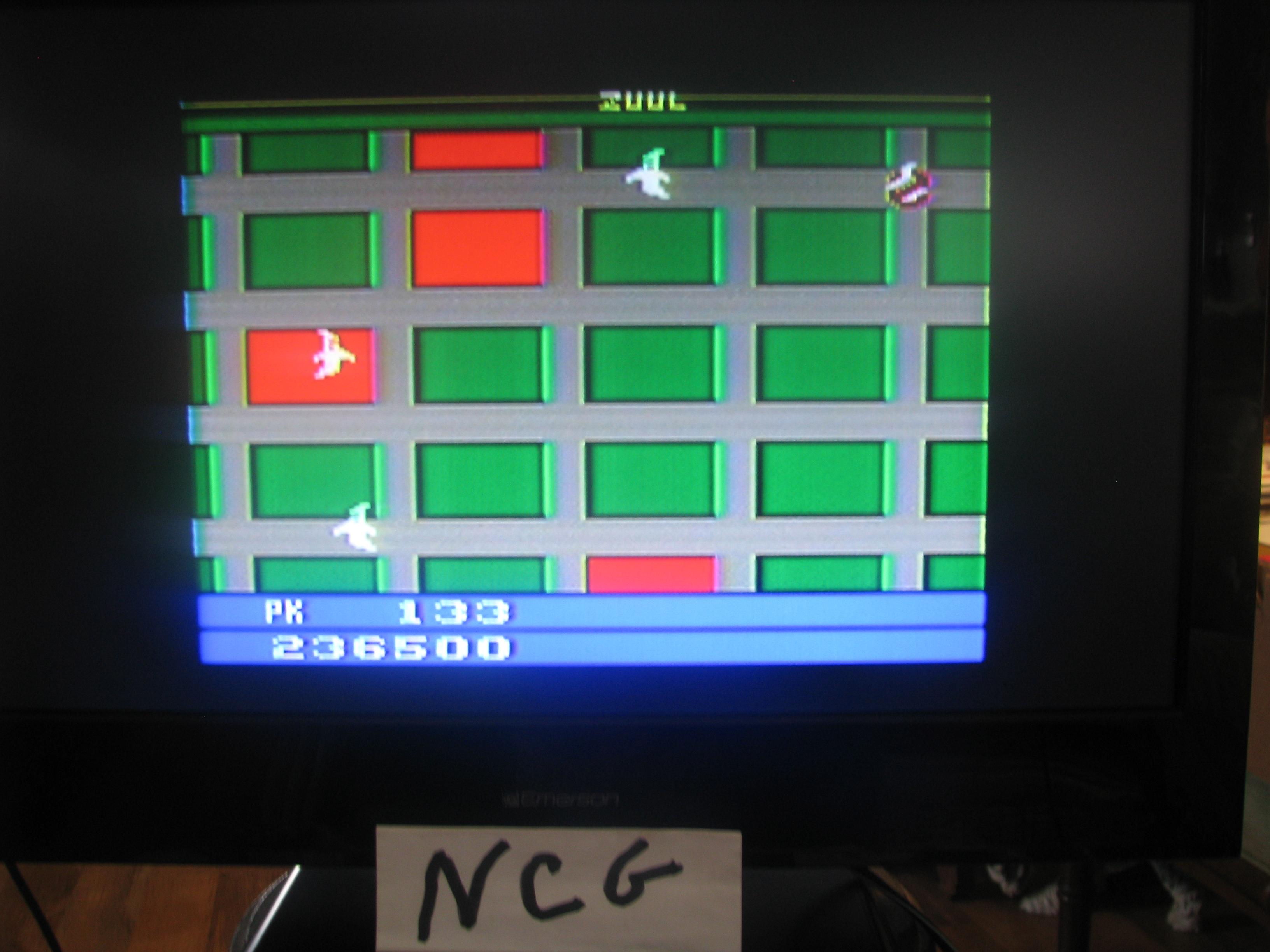 NorthCoastGamer: Ghostbusters (Atari 2600 Novice/B) 236,500 points on 2015-01-06 15:38:21