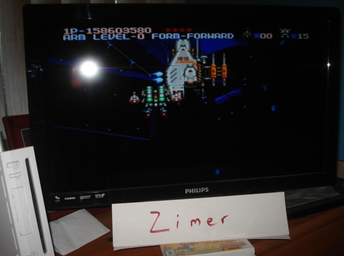 Zimer: M.U.S.H.A. (Wii Virtual Console: Genesis) 158,603,580 points on 2015-01-10 10:45:50