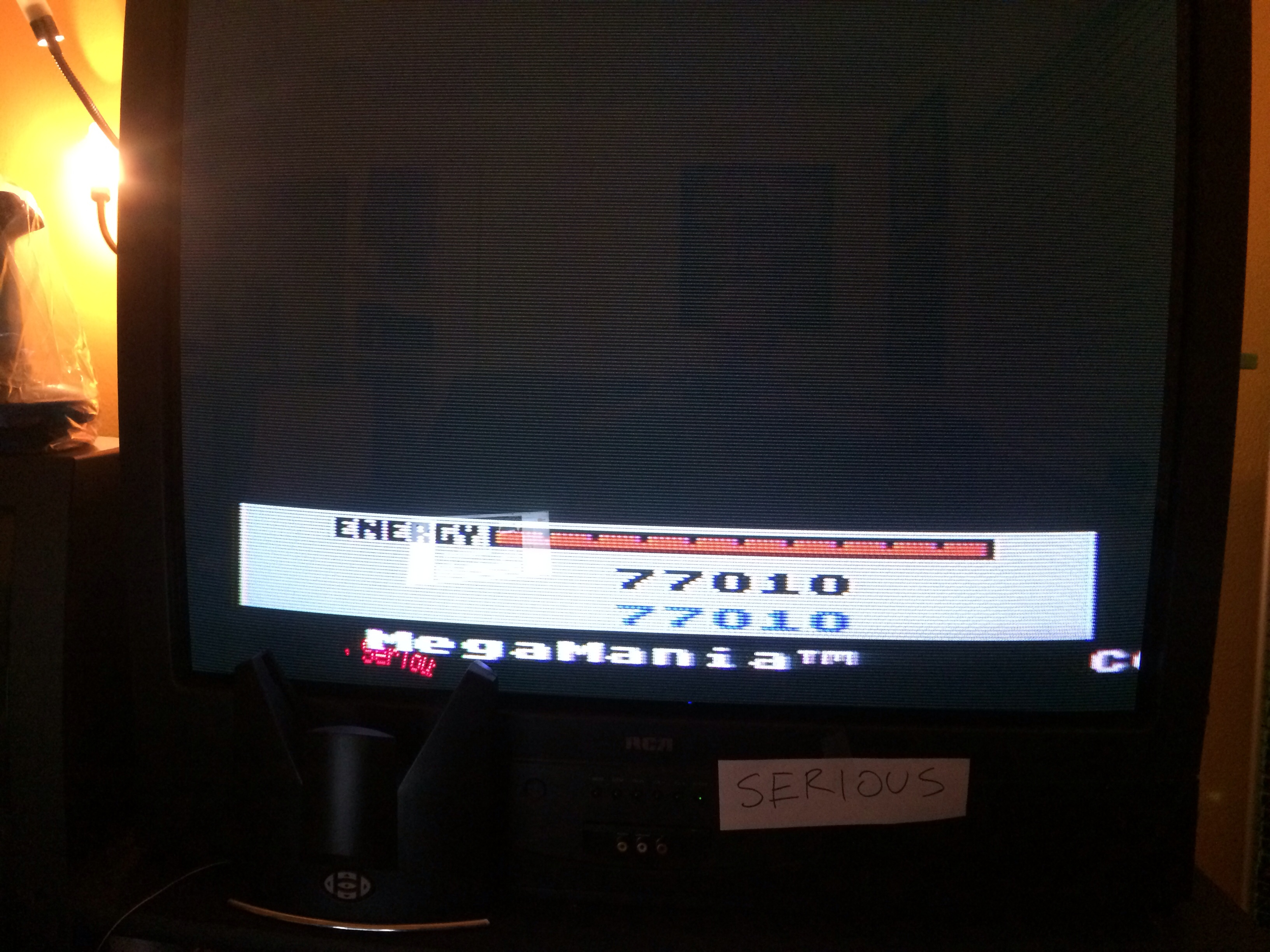 Serious: Megamania [Guided Missiles] (Atari 5200) 77,010 points on 2015-01-10 17:32:44