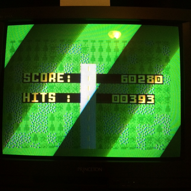 t0spmad: Mission X: Game Disc [Hardest] (Intellivision) 60,280 points on 2015-01-11 21:28:24