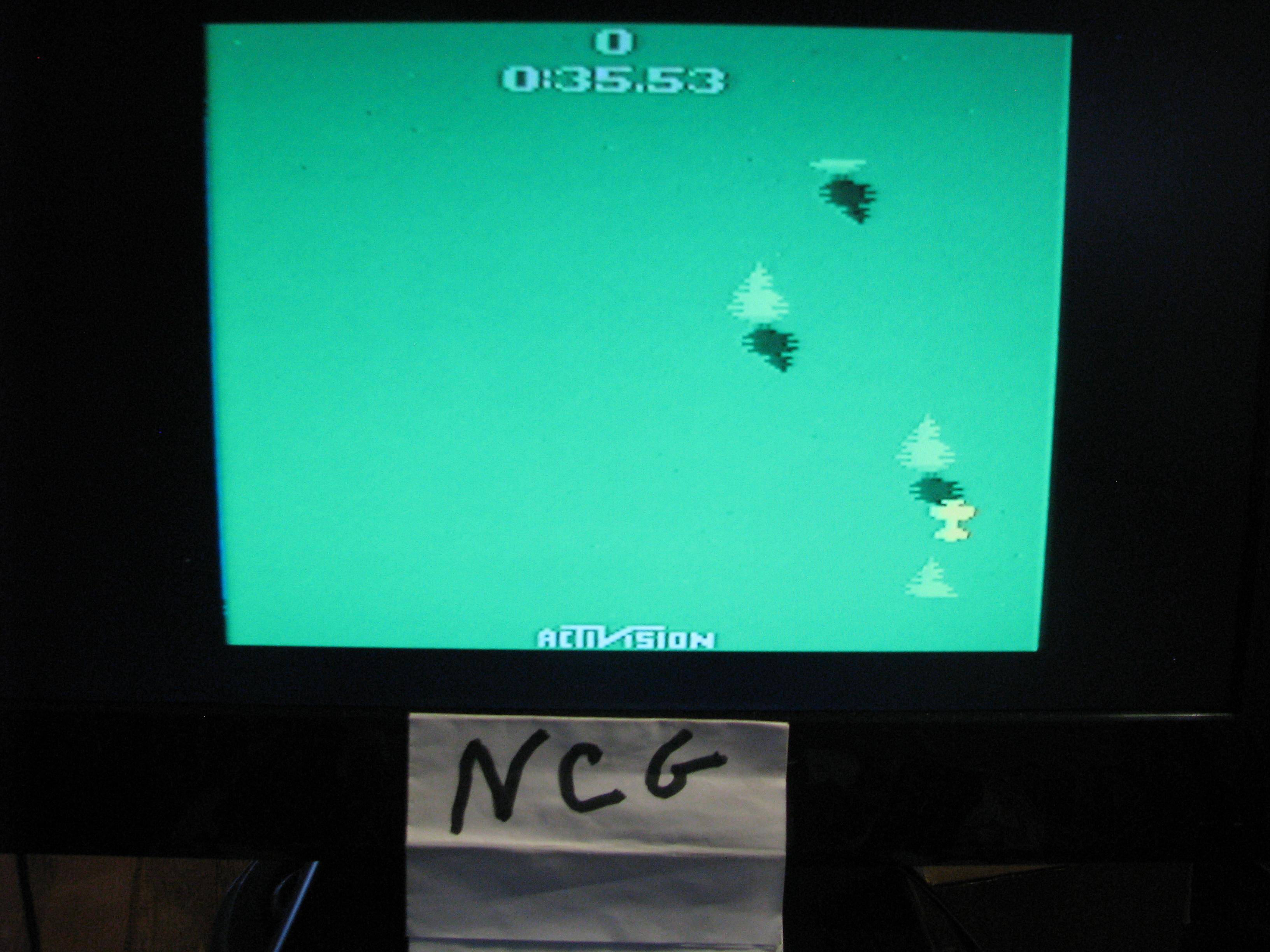 NorthCoastGamer: Sky Jinks (Atari 2600 Expert/A) 0:00:35.53 points on 2015-01-16 16:09:46