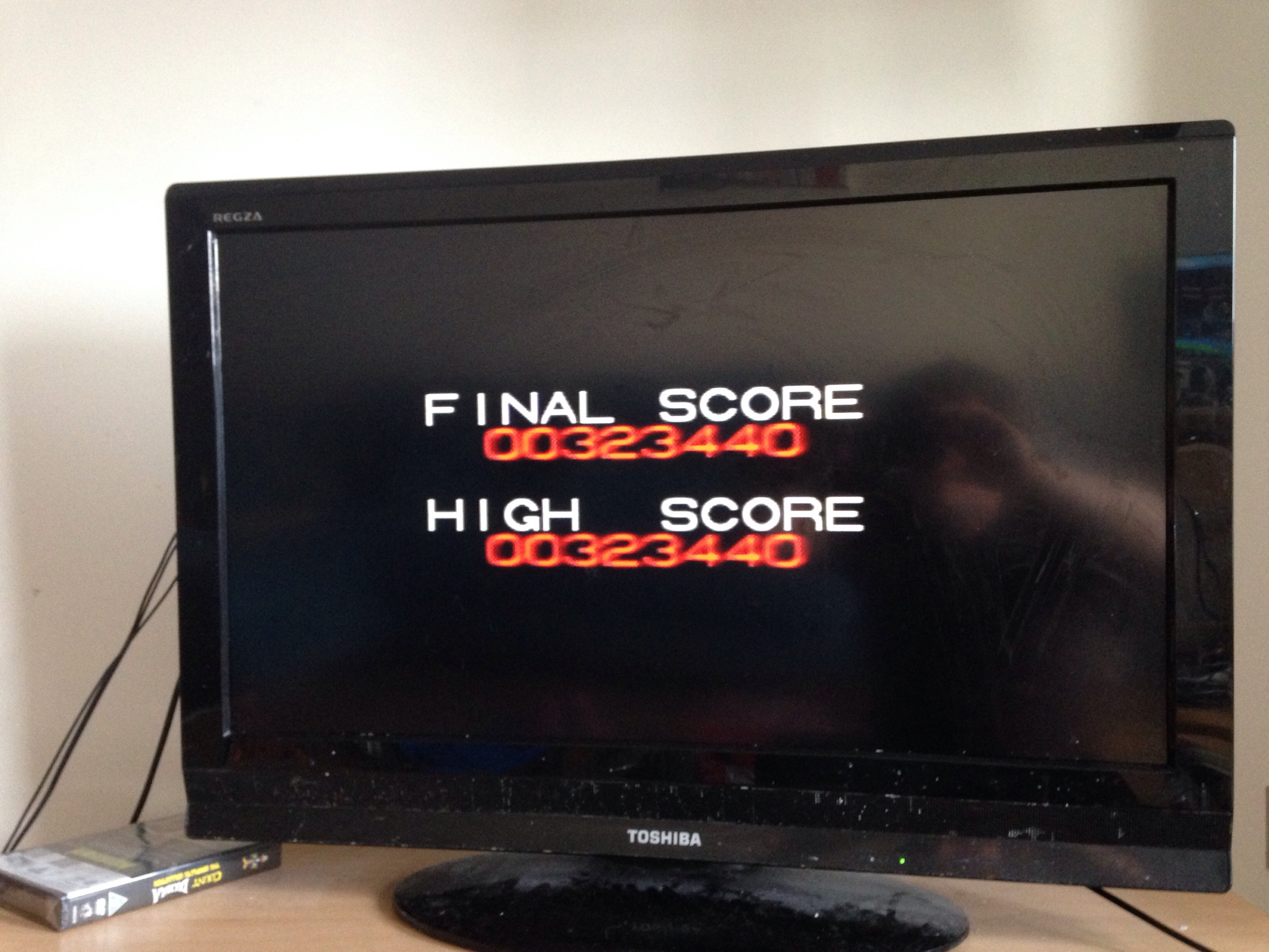 mechafatnick: Alien 3 (Sega Genesis / MegaDrive) 323,440 points on 2015-01-17 01:35:56