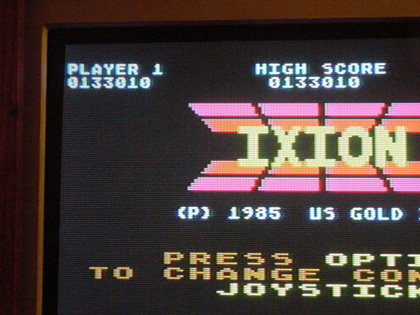 Ixion 133,010 points
