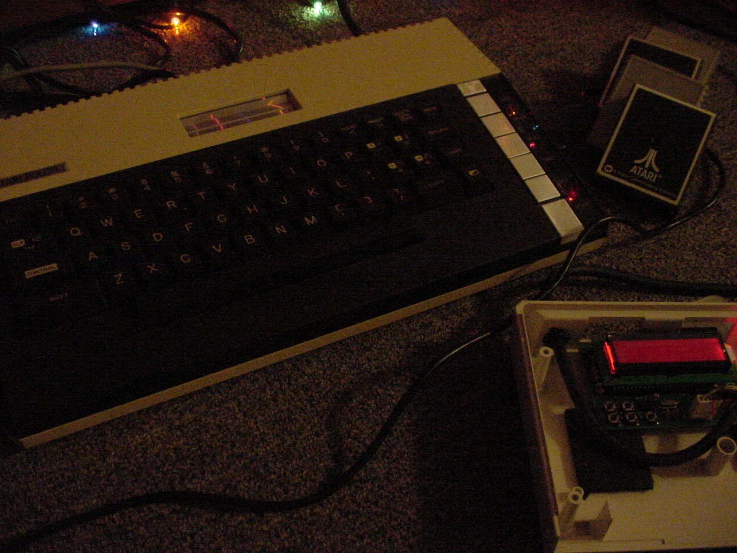 kamakazi20012: Ixion (Atari 400/800/XL/XE) 133,010 points on 2015-01-17 02:29:56