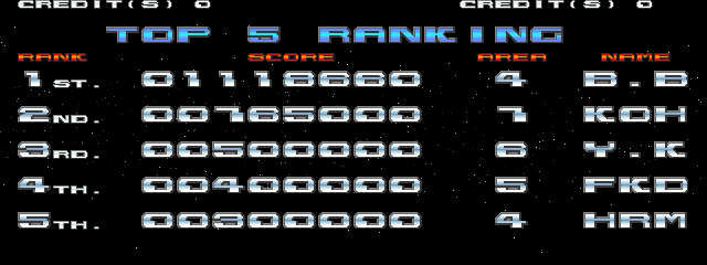 BarryBloso: Xevious 3D/G [xevi3dg] (Arcade Emulated / M.A.M.E.) 1,118,660 points on 2015-01-17 05:12:37