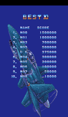 BarryBloso: Arbalester [arbalest] (Arcade Emulated / M.A.M.E.) 375,000 points on 2015-01-17 05:15:59