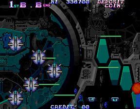 BarryBloso: Salamander 2 [salmndr2] (Arcade Emulated / M.A.M.E.) 338,700 points on 2015-01-17 05:24:59