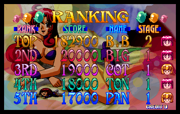 BarryBloso: Cotton 2 [cotton2] (Arcade Emulated / M.A.M.E.) 182,900 points on 2015-01-17 05:29:59