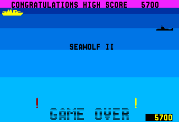 BarryBloso: Sea Wolf II [seawolf2] (Arcade Emulated / M.A.M.E.) 5,700 points on 2015-01-17 05:34:39