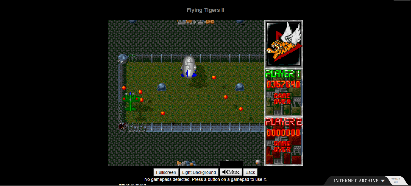 FosterAMF: Flying Tigers II (PC Emulated / DOSBox) 357,640 points on 2015-01-17 18:58:24