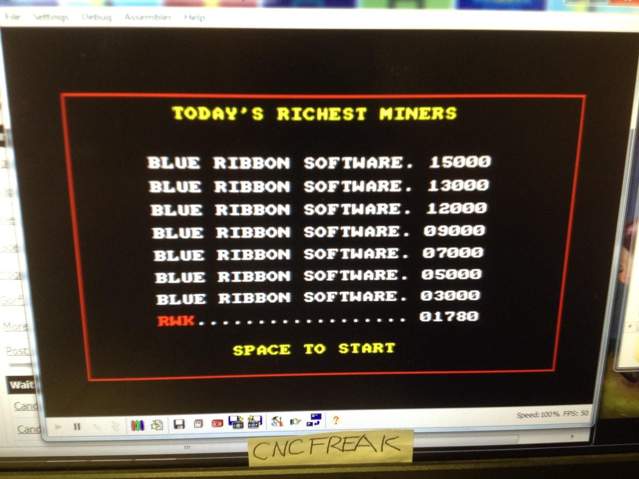 Diamond Mine 1,780 points