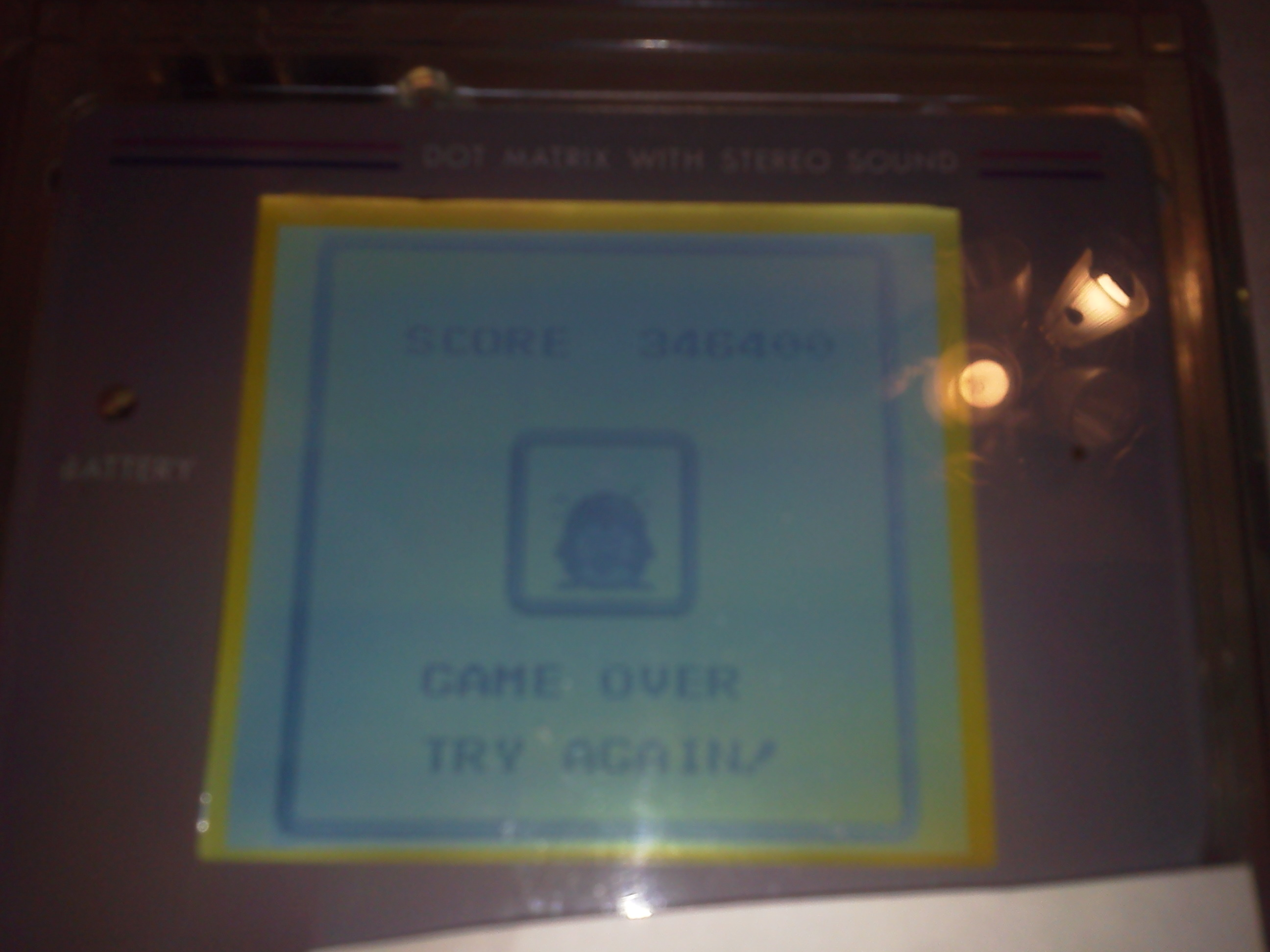 jfetzer: Penguin Wars (Game Boy) 346,400 points on 2015-01-18 10:28:25