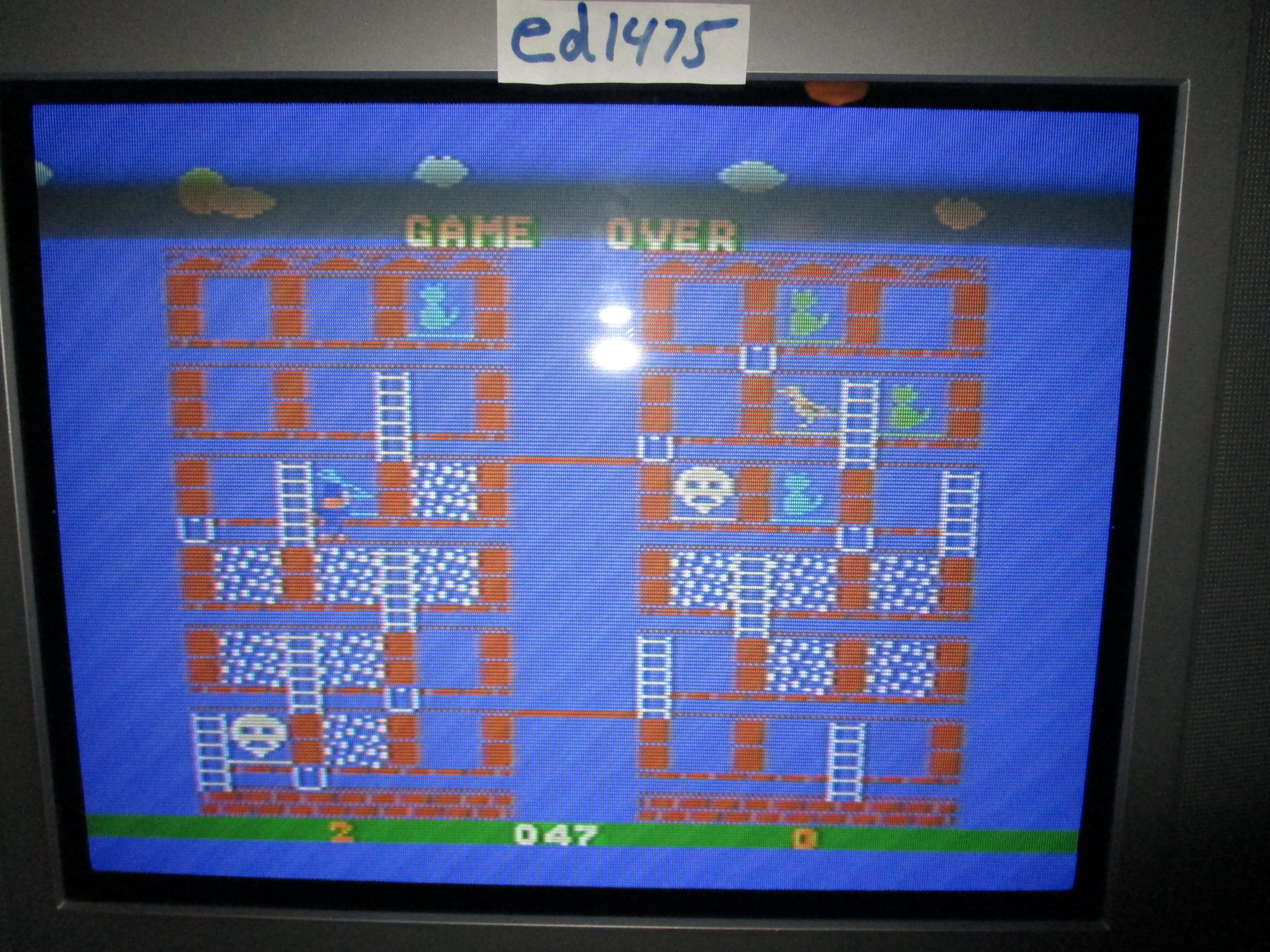 ed1475: Memory Manor: Level 1 (Colecovision) 47 points on 2015-01-18 11:04:25