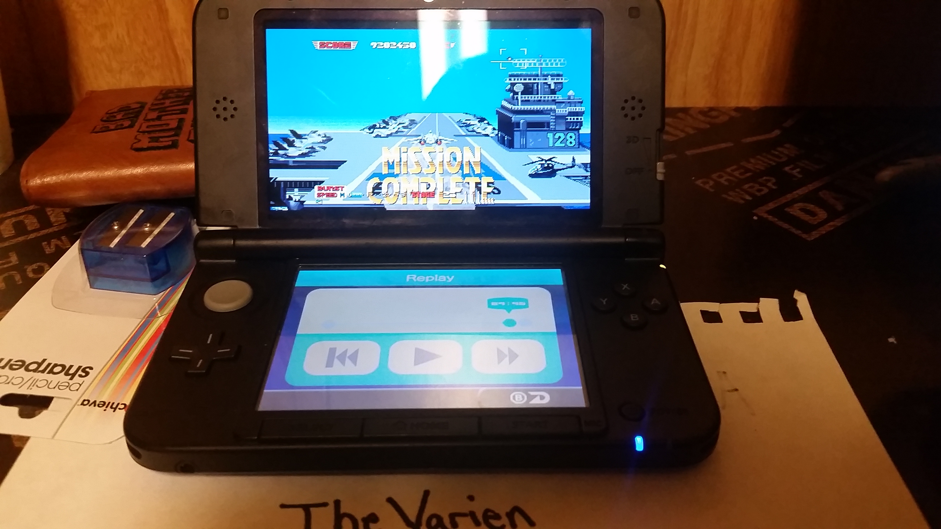 TheVarien: After Burner II 3D: Special (Nintendo 3DS) 9,202,450 points on 2015-01-21 16:06:17
