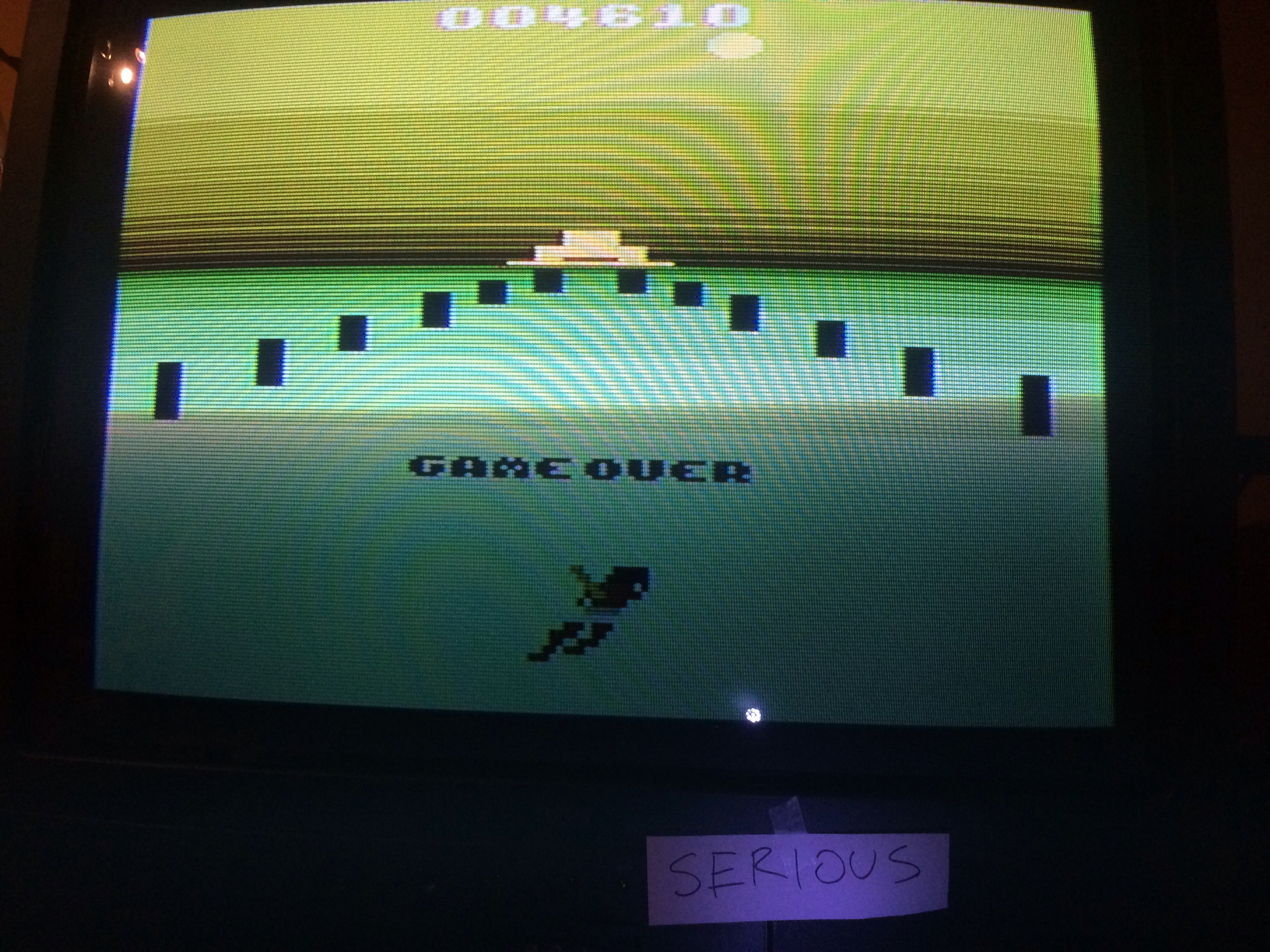 Serious: A-VCS-tec Challenge (Atari 2600 Expert/A) 4,610 points on 2015-01-21 16:26:03