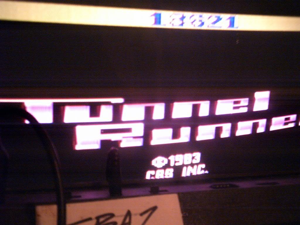 Tunnel Runner 18,621 points
