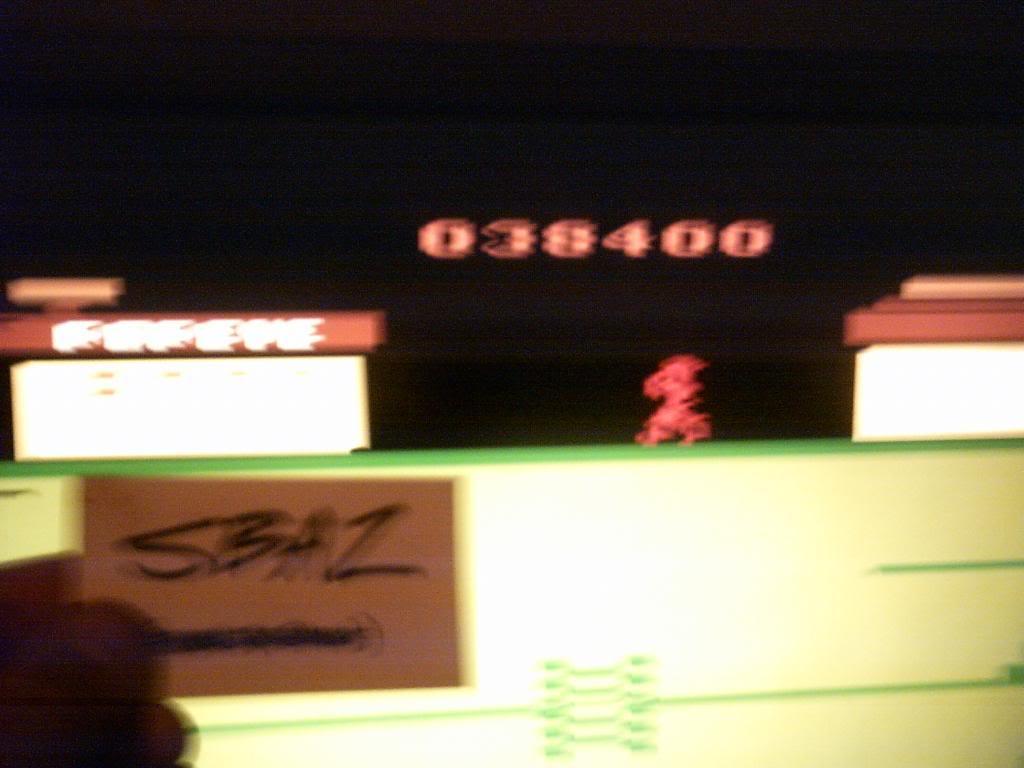 Popeye 38,400 points