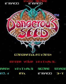 Dangerous Seed [Japan] [dangseed] 275,900 points