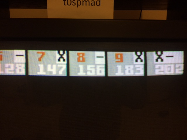 PBA Bowling 202 points