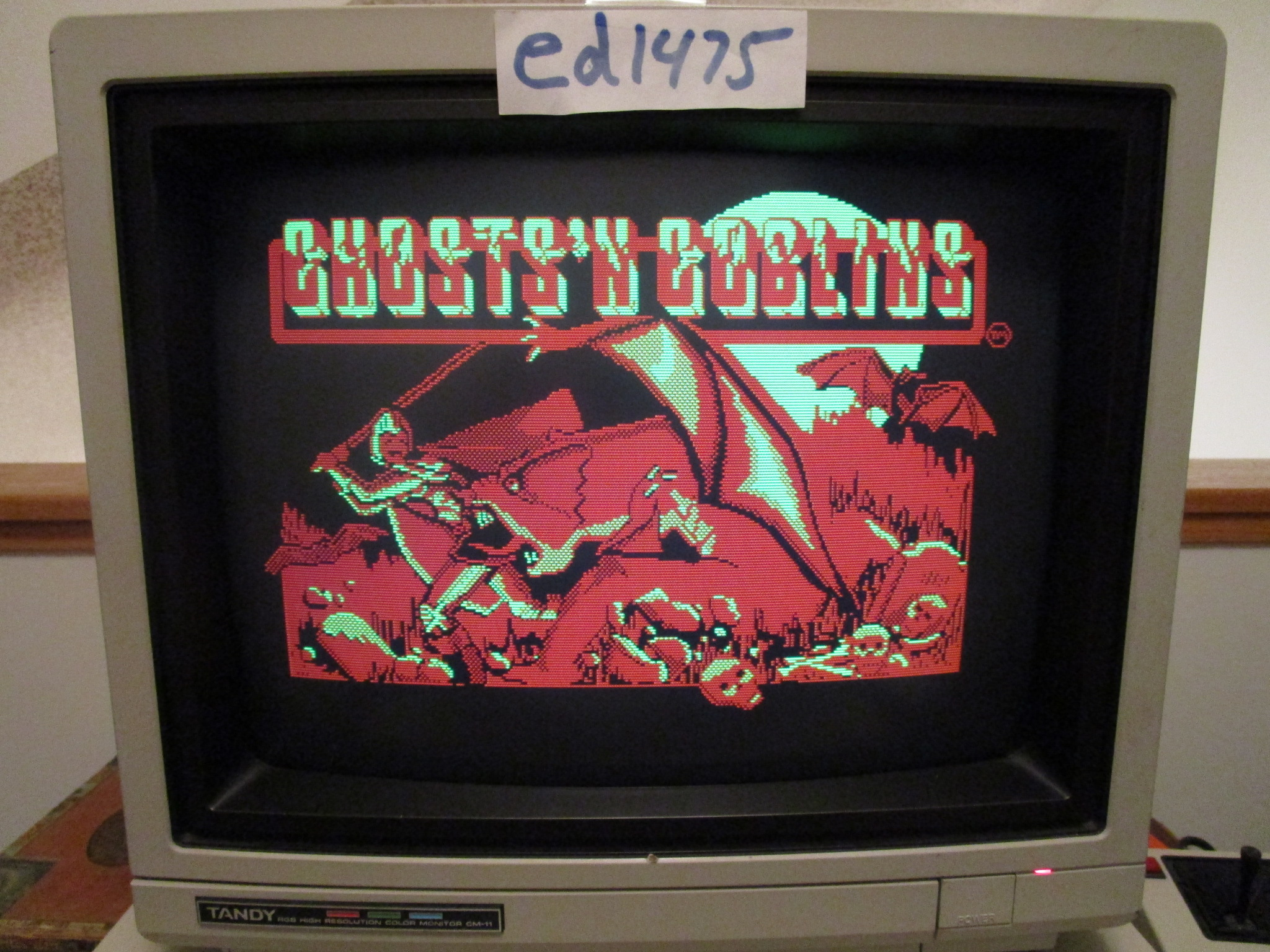 ed1475: Ghosts N Goblins (PC) 4,400 points on 2015-02-01 20:46:44