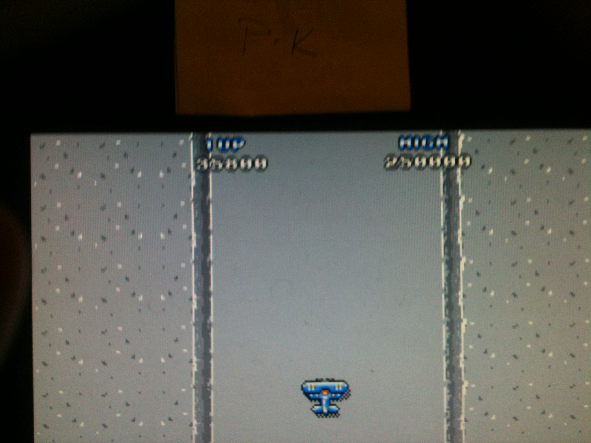 kernzy: Flying Shark (Atari ST Emulated) 35,800 points on 2015-02-02 09:06:35