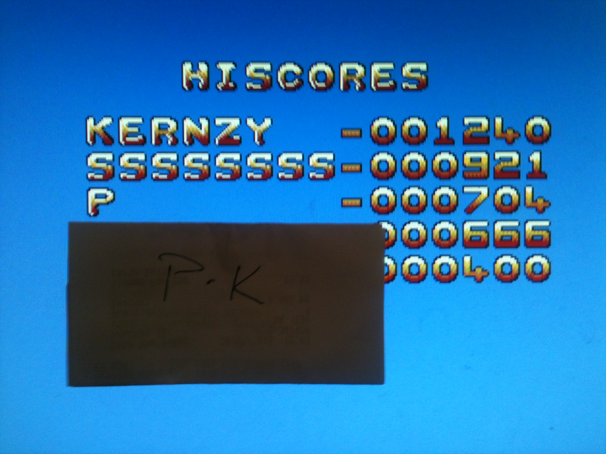 kernzy: Mouse Trap (Atari ST Emulated) 1,240 points on 2015-02-02 17:23:30