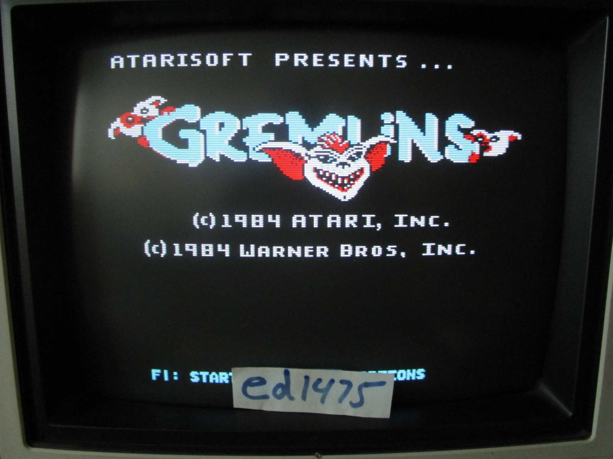 ed1475: Gremlins (PC) 5,317 points on 2015-02-02 20:19:48