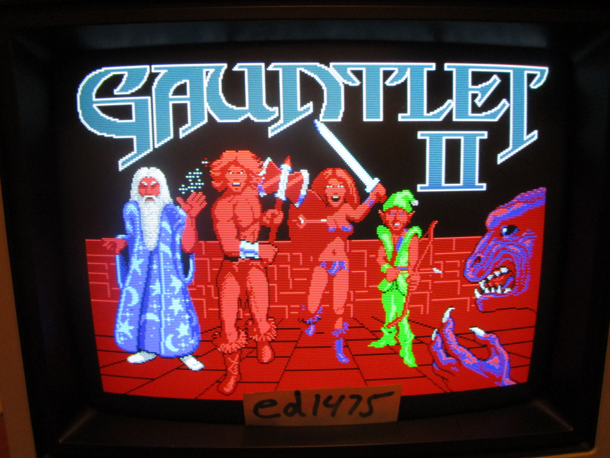 ed1475: Gauntlet II (PC) 3,160 points on 2015-02-02 21:10:30