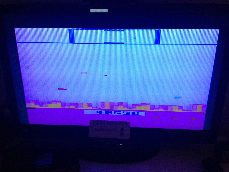 swlovinist: Defender (Atari 2600 Expert/A) 49,650 points on 2013-10-19 10:12:38