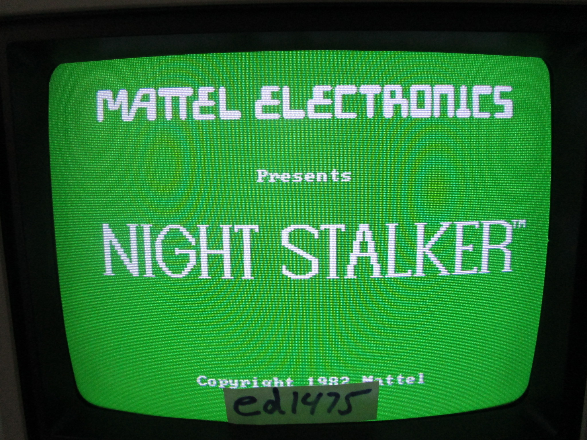 ed1475: Night Stalker [Skill Level 3] (PC) 5,700 points on 2015-02-04 19:43:40