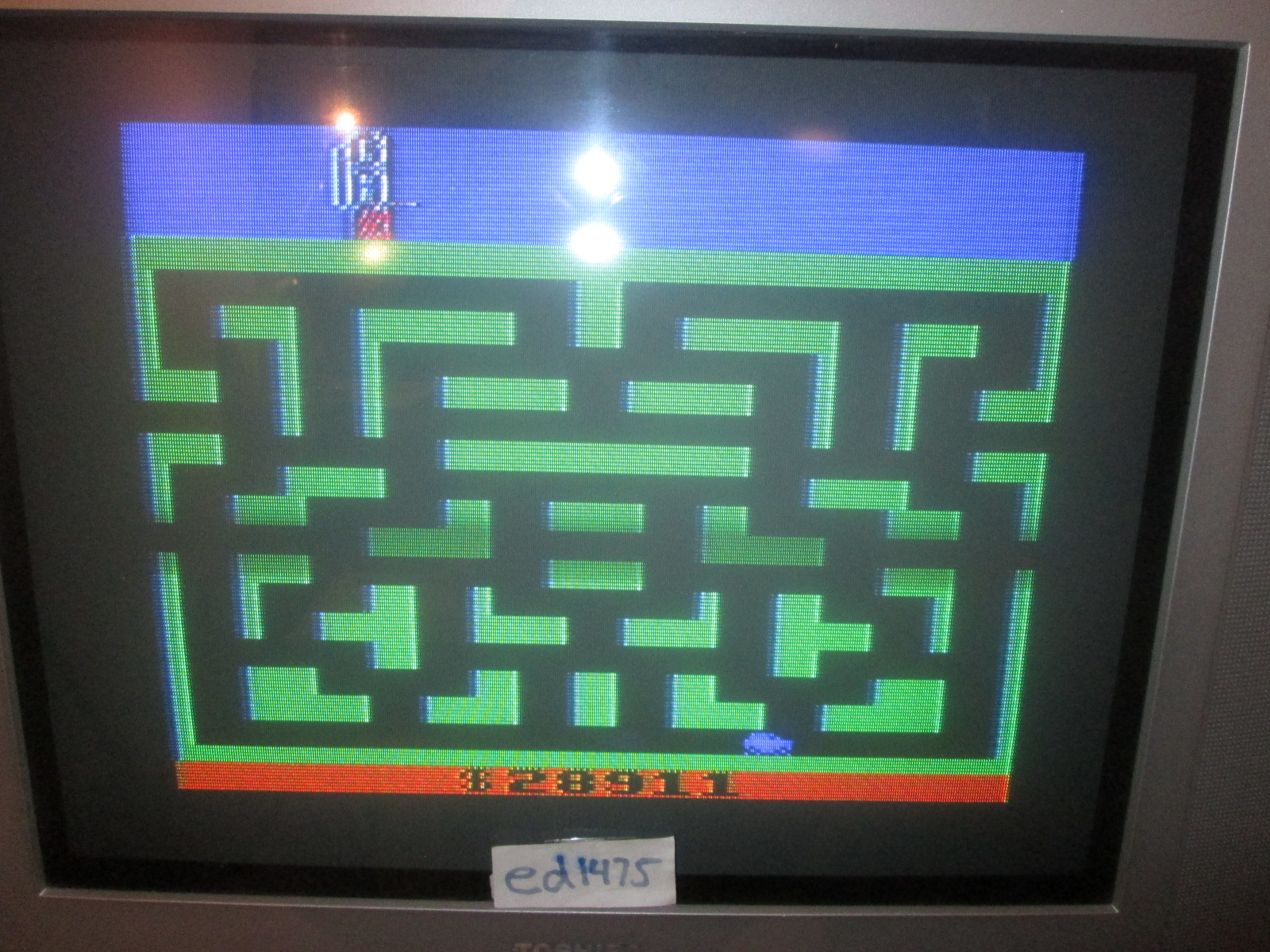 ed1475: Bank Heist (Atari 2600 Novice/B) 28,911 points on 2015-02-06 18:29:05
