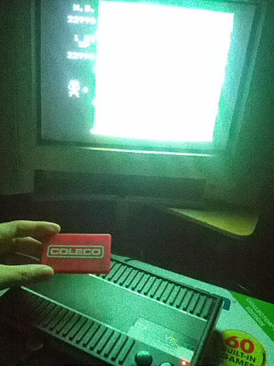 coleco1981: Frantic Freddy (Colecovision Flashback) 22,990 points on 2015-02-07 11:18:01