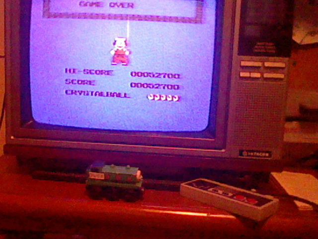 DuckGWR: Dragon Power / Dragonball (NES/Famicom) 52,700 points on 2015-02-07 16:29:42